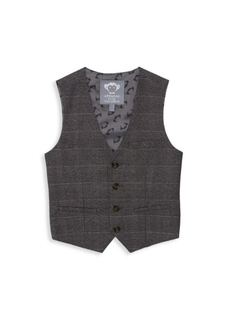 Appaman Little Boy's & Boy's Tailored Vest
