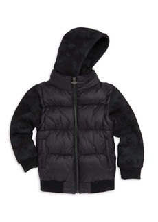 Appaman Little Boy's & Boy's Turnstile Jacket