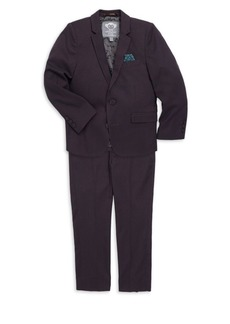 Appaman Little Boy's & Boy's Two-Piece Suit Set