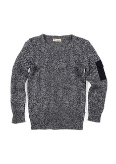 Appaman Rouge Melange Knit Sweater