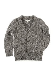 Appaman Shelby Shawl-Collar Cardigan Sweater