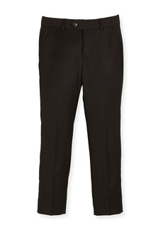 Appaman Slim Suit Pants  Black  Size 4-14