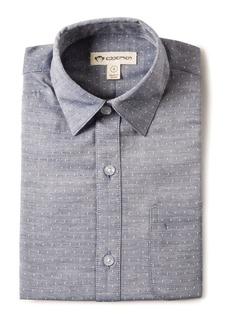 Appaman Standard Squares Long-Sleeve Shirt