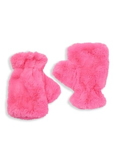 APPARIS Ariel Faux Fur Fingerless Gloves