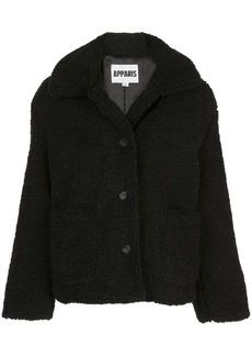 APPARIS Charlotte faux-shearling jacket
