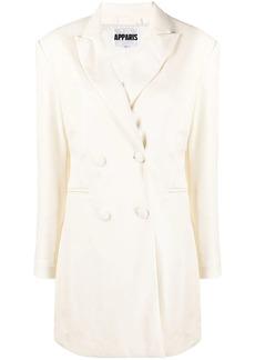 APPARIS Ciara double-breasted blazer dress