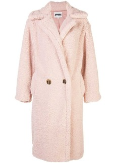 APPARIS Daryna faux-shearling oversized coat