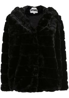 APPARIS Goldie short faux-fur coat