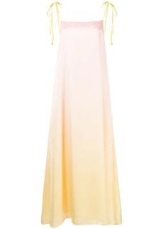 APPARIS Latika strappy long dress