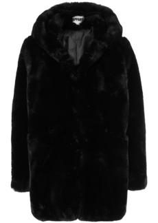APPARIS Maria hooded faux-fur coat