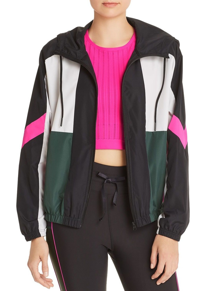 AQUA Athletic Color-Block Jacket - 100% Exclusive
