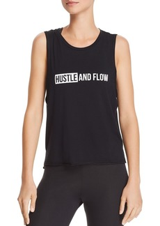 AQUA Athletic Hustle And Flow Tank - 100% Exclusive
