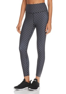 AQUA Athletic Polka Dot Leggings - 100% Exclusive