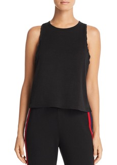 AQUA Athletic Stitch-Trim Tank - 100% Exclusive
