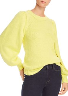 AQUA Balloon-Sleeve Sweater - 100% Exclusive