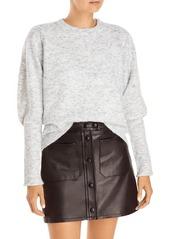 AQUA Balloon Sleeve Sweater - 100% Exclusive