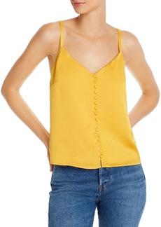 AQUA Button-Front Camisole - 100% Exclusive