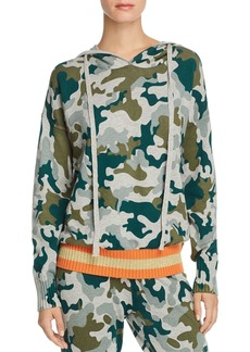AQUA Camo Hooded Sweater - 100% Exclusive