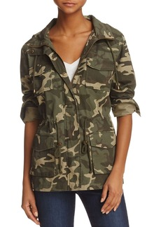 AQUA Camouflage Hooded Anorak - 100% Exclusive