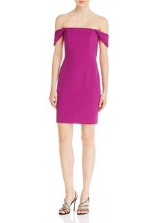 AQUA Cap-Sleeve Dress - 100% Exclusive