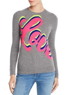AQUA Cashmere Love Cashmere Sweater - 100% Exclusive