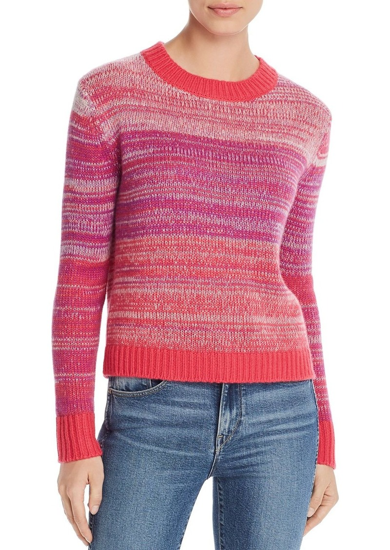 AQUA Cashmere M�lange Cashmere Sweater - 100% Exclusive