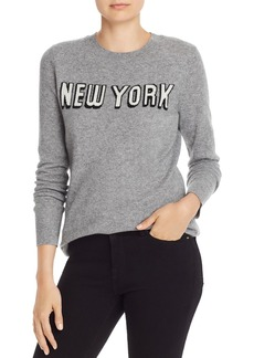 AQUA Cashmere New York Cashmere Sweater - 100% Exclusive
