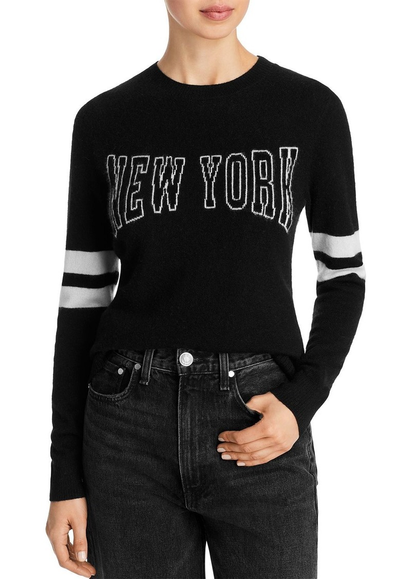 AQUA Cashmere New York Sweater - 100% Exclusive
