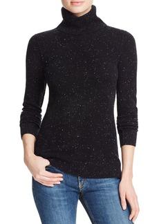 AQUA Cashmere Turtleneck Cashmere Sweater - 100% Exclusive