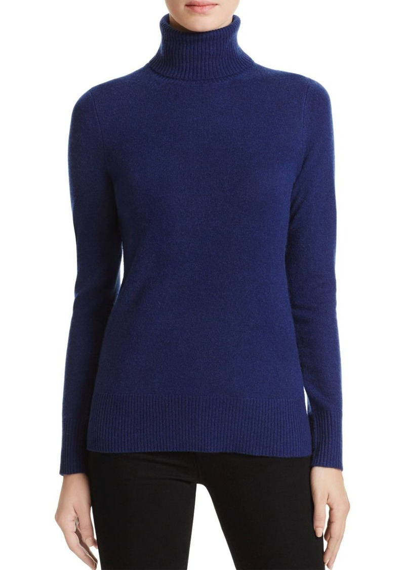 Aqua AQUA Cashmere Turtleneck Sweater - 100% Exclusive | Sweaters ...