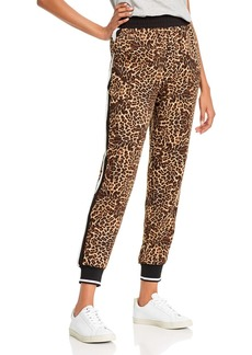 AQUA Cheetah Print Jogger Pants - 100% Exclusive
