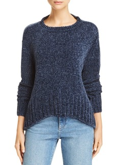 AQUA Chenille Long Sleeve Sweater - 100% Exclusive