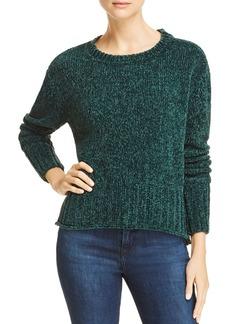 AQUA Chenille Long Sleeve Sweater - 100% Exclusive