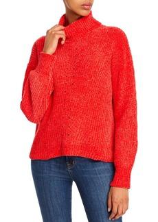 AQUA Chenille Turtleneck Sweater - 100% Exclusive