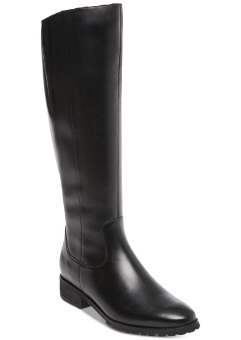 c1e9f441f42 Aqua Aqua College Pam Waterproof Wide-Calf Boots