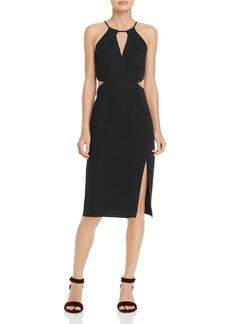AQUA Cutout Dress - 100% Exclusive