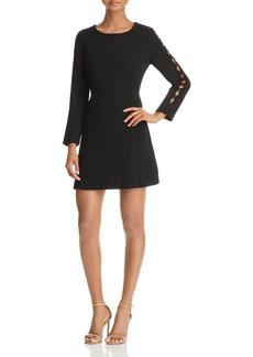 AQUA Cutout-Sleeve Dress - 100% Exclusive