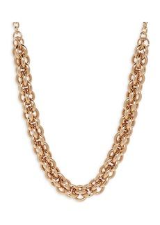 "AQUA Double Link Chain Necklace, 22"" - 100% Exclusive"