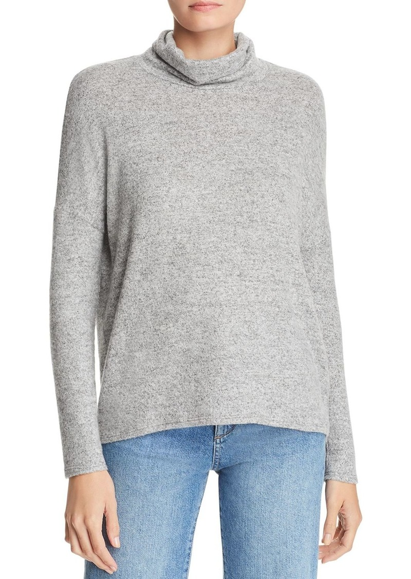AQUA Drop-Shoulder Turtleneck Sweater - 100% Exclusive