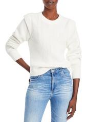 AQUA Epaulet Sweater - 100% Exclusive