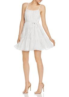 AQUA Eyelet Swing Dress - 100% Exclusive