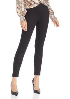 AQUA Flat-Front Skinny Pants