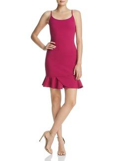 AQUA Flounced-Hem Dress - 100% Exclusive