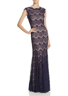 AQUA Gown - Lace - 100% Exclusive