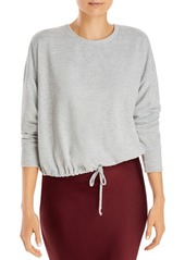 AQUA Hacci Drawstring Sweater - 100% Exclusive