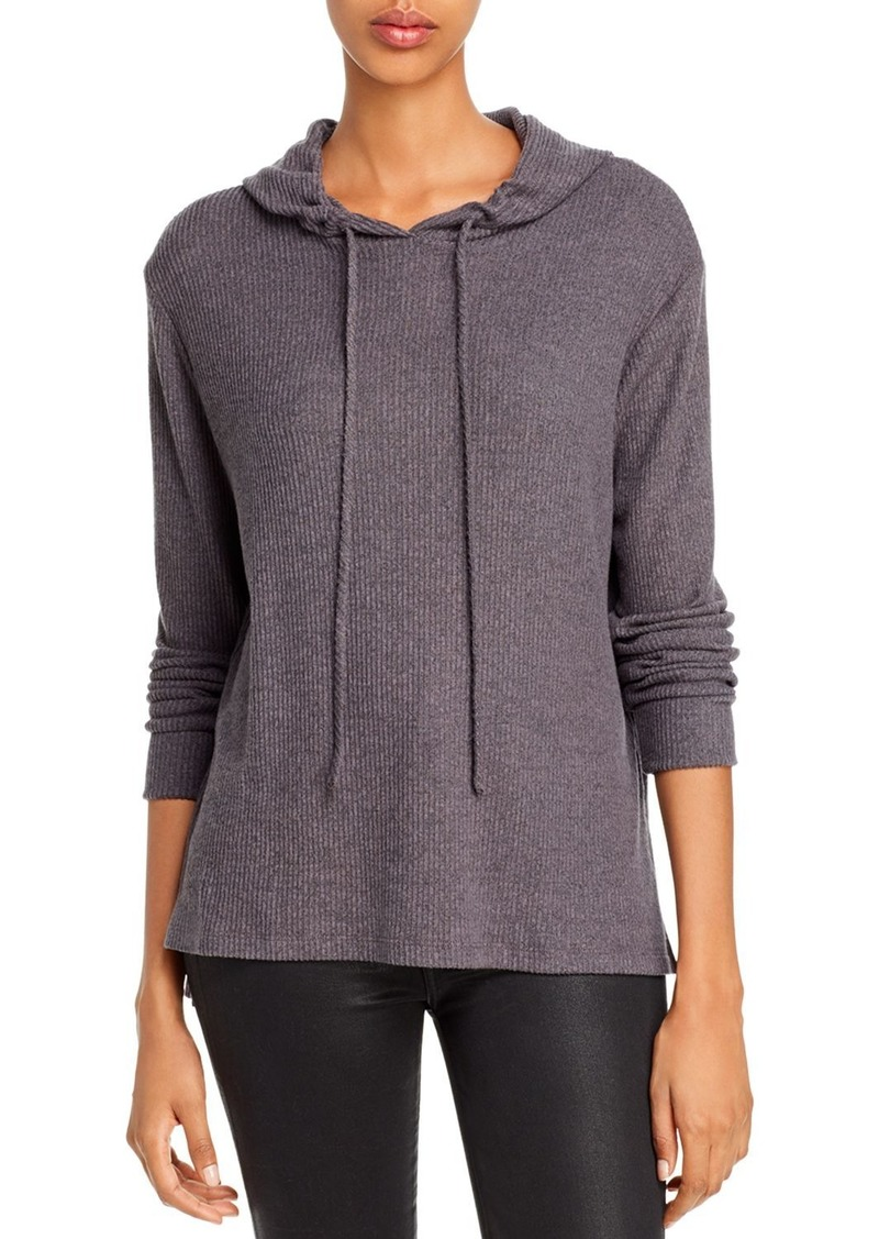AQUA High/Low Hooded Sweatshirt - 100% Exclusive