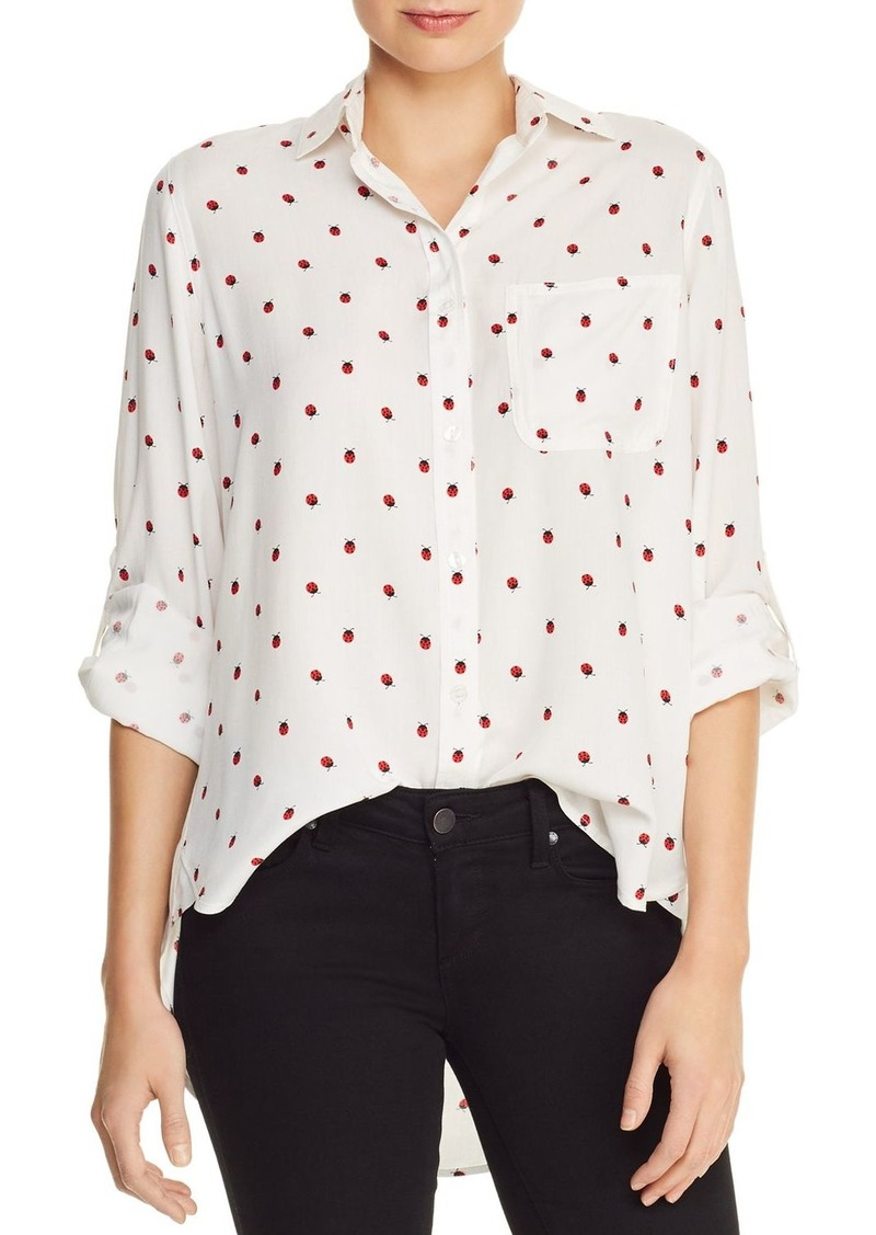 AQUA Ladybug Print Shirt - 100% Exclusive