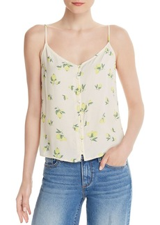 AQUA Lemon Print Camisole - 100% Exclusive