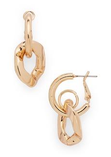AQUA Link Drop Earrings - 100% Exclusive