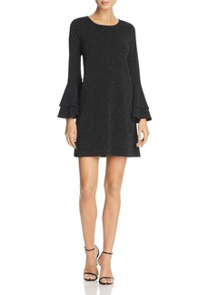 AQUA Long Bell Sleeve Dress - 100% Exclusive